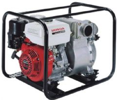 Honda WT30 Trash Water Pump in Carry Frame WT30